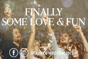 Finally Some Love & Fun Party