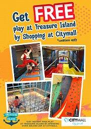 Free Play at Treasure Island