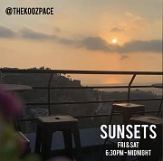Sunsets @ The Koozpace Rooftop