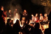 Walkabout Drum Circle Night at Cedars Ground Campsite