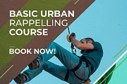 Basic Urban Rappelling Course