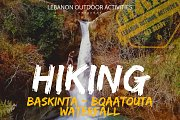 Hiking Baskinta to Bqaatouta with Lebanon Outdoor Activities