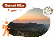 Sunset Hike with Douma Club