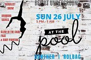 Beirut Underground at the Pool
