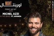 Oriental Night with Michel Azzi and Amanda Live at AWK