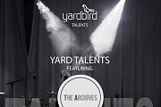 "Yard Talents Featuring ""The Archives"" Live at Yardbird"