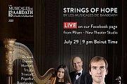 Les Musicales de Baabdath - String of Hope