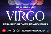 New Moon Of Virgo on Instragram
