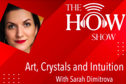 HOW Show - Arts, Crystals & Intuition Live on FB