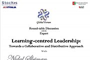 Learning-centred Leadership: Towards a Collaborative and Distributive Approach