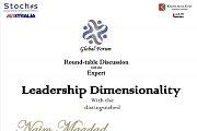 Leadership Dimensionality