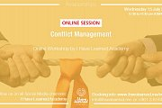 Conflict Management - Online Workshop at I Have Learned Academy