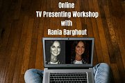 Online TV Presenting Workshop