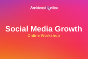 Social Media Growth - Online Workshop