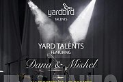 Fundraising Event With Dana & Michel Performing Live At Yardbird
