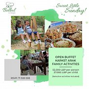 Sunday Lunch Buffet at Belbol Village