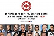 Online Fundraiser in Support of the Lebanese Red Cross