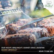 Saturday Barbecue Night at Belbol Village