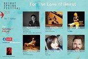 """For the Love of Beirut"" Beirut Spring Festival 2020"
