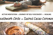 Sacred Weekend Retreat- Breathwork and Cacao Ceremony