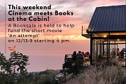Cinema meets Books at the Cabin !
