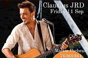 Claudius JRD Live in Concert at Martin Pecheur
