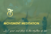 Movement Meditation: Flow to rhythm of your Soul at Shakti Wellness Center