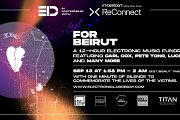 FOR BEIRUT : Electronic Labor Day  : A 12 hour electronic music fundraiser