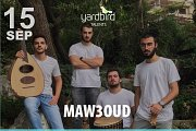 YardTalent Featuring Maw3oud Band Live At Yardbird