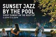 Sunset Jazz by the Pool at Bossa Nova
