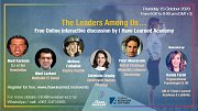 The Leaders Among us - Free Online Panel Discussion by I Have Learned Academy