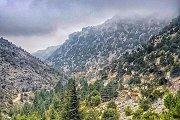 Hiking From Wadi Naznezi To Arz Ehmej with Highlanders961