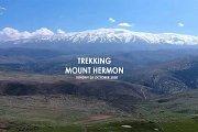 Trekking Mount Hermon (Challenging Hike)