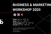 The Business & Marketing Workshop 2020 - GCC