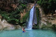 Hiking and Swimming at Yahchouch waterfalls with Lebanese Explorers