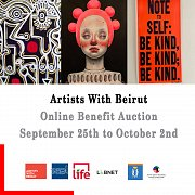 ARTISTS WITH BEIRUT ONLINE AUCTION