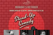 Stand-Up Comedy Live  At Yardbird