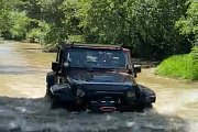 Off Roadding at Bisri River