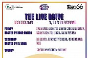 """The Live Drive"" at OSB Parking"