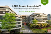 LEED Green Associate™ Online Exam Preparation Workshop