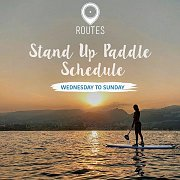 Stand up Paddle Schedule in Batroun