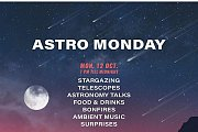 Astro Monday at Frozen Cherry