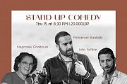 Stand up Comedy Night at Numoun