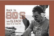 Back to 80's with Dj Zack at Numoun Rooftop