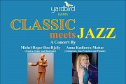 Classic meets Jazz at Yardbird