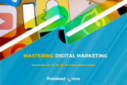 Mastering Digital Marketing - Online Workshop