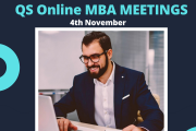 QS  Online International MBA Event