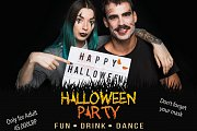 """Halloween Party - """"Let's have a Spooktacular night!"""" - Adults only"""