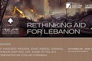 Rethinking International Aid for Lebanon