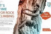 Rock climbing trip to Tannourine El Tahta